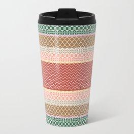 Powerful Patterns Travel Mug