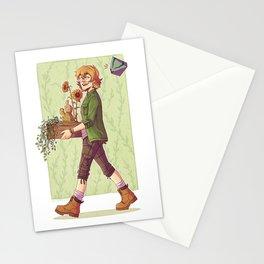 Pidge + Plants Stationery Cards