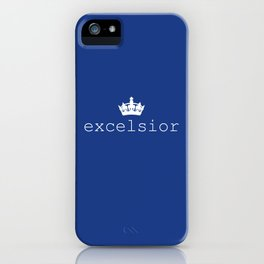 RAVEN CYCLE – excelsior iPhone Case