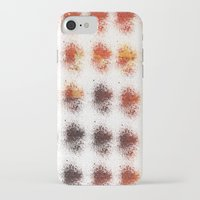 brown iPhone & iPod Cases featuring Brown by zAcheR-fineT
