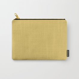 Simply Solid - Biscotti Tan Carry-All Pouch