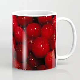 Cranberries Photography Print Coffee Mug