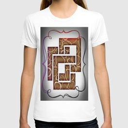Arithmetic Squares T-shirt