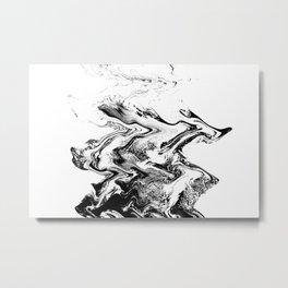 07_Waves Metal Print