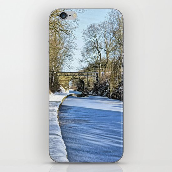 Cold start iPhone & iPod Skin