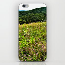 White Mountains View Photography iPhone Skin