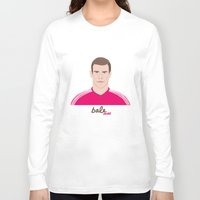 real madrid Long Sleeve T-shirts featuring GARETH BALE - REAL MADRID by THE CHAMPION'S LEAGUE'S CHAMPIONS