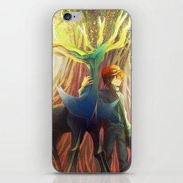 Pokémon X: Xerneas iPhone Skin