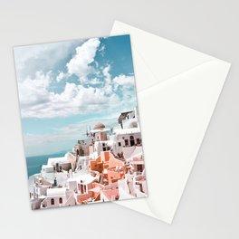 Santorini, Oia Stationery Cards