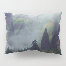 Forest Vibes Pillow Sham