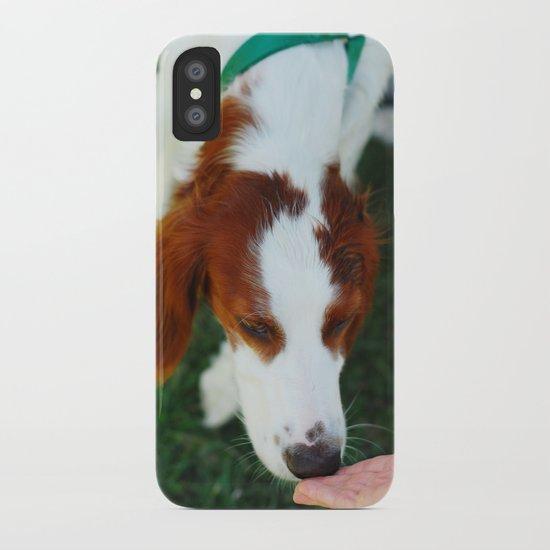 Greet iPhone Case