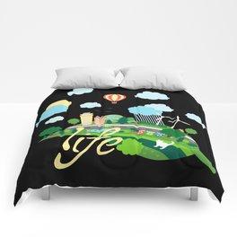 Eco Life Comforters