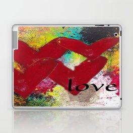 Hearts and Love Laptop & iPad Skin