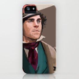 The Cynic iPhone Case