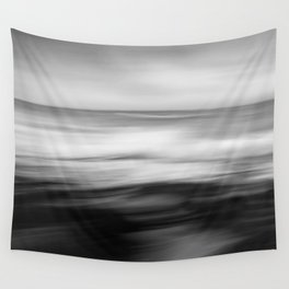 The waves dance Wall Tapestry