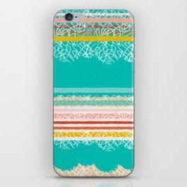 paper beach iPhone Skin