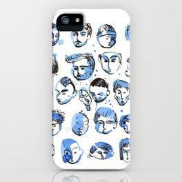 boyz iPhone Case