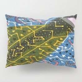 UFO Constellation Pillow Sham