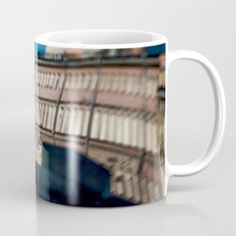 The reflected city Coffee Mug
