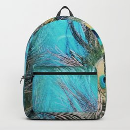 Blue Eyes Backpack