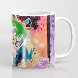 Suicide Squad Painting Self Portrait Coffee Mug
