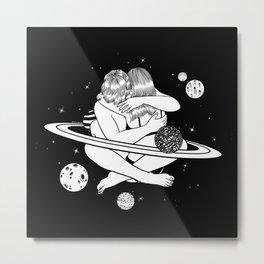 Fantastic Planet Metal Print