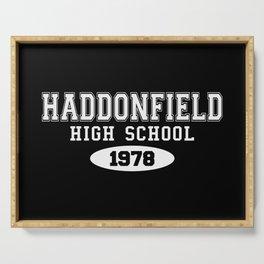 Haddonfield High School Serving Tray