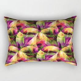 Every New Beginning Comes From Some Other Beginnings' End 3 Rectangular Pillow