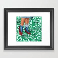 Dorothy Framed Art Print