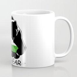 Papa Bear Neutrois Coffee Mug
