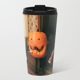 Pumpkin Hygiene Travel Mug