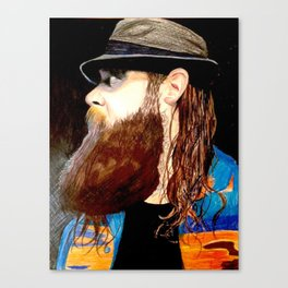 Bray Wyatt Canvas Print