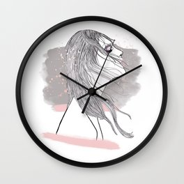 Profile Wall Clock