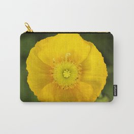 Iceland Poppy Bloom Carry-All Pouch