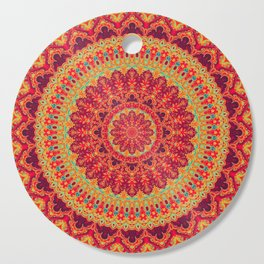 Mandala 202 Cutting Board