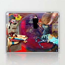 Fossil Fuel Cemetery Laptop & iPad Skin