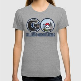 Raiders GO! #2 T-shirt