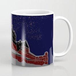 Gold-Flecked & Star-Speckled Coffee Mug