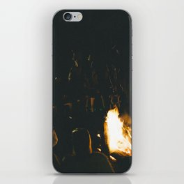 FIRE iPhone Skin