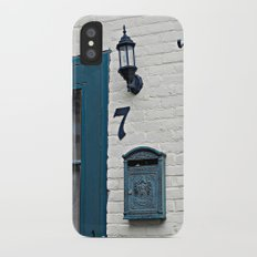 Letterbox at No. 7 Slim Case iPhone X