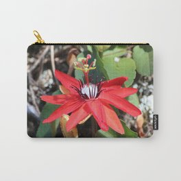Passionflowers Bloom in the Sun Carry-All Pouch