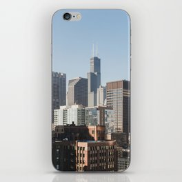 City View iPhone Skin