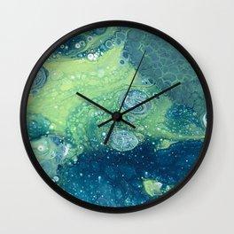 Turtle Pancake Dreams Wall Clock