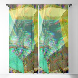 Paltonic Holographic Universe Blackout Curtain