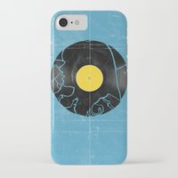 500 days of summer iPhone & iPod Cases featuring (500) Days of Summer by Bill Pyle