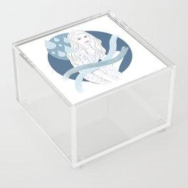 Water Baby Acrylic Box