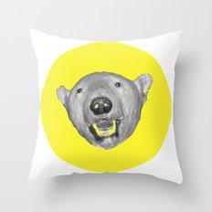 Going Wild 2 Throw Pillow