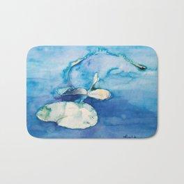 Lilly pond Bath Mat
