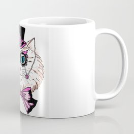 Steampunk Kitty Coffee Mug