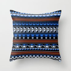 Tribality Andes Costa Throw Pillow